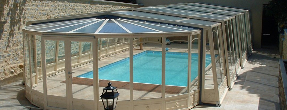 Abri de piscine sur mesure personnalisable piscine du nord for Abri piscine sur mesure