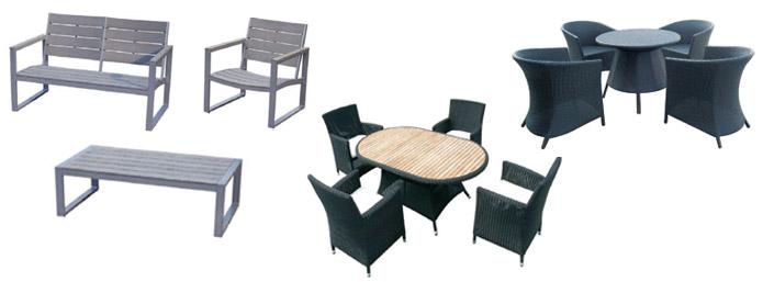Mobilier ext rieur les tendances d coration piscine du nord for Ambiance tables et chaises reims