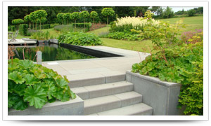 Piscine du nord constructeur piscines nord pas de calais - Amenagement exterieur piscine jardin ...