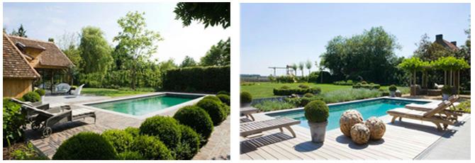 design naturel ou contemporain la terrasse dans tous ses tats - Amenagement Terrasse Piscine Exterieure