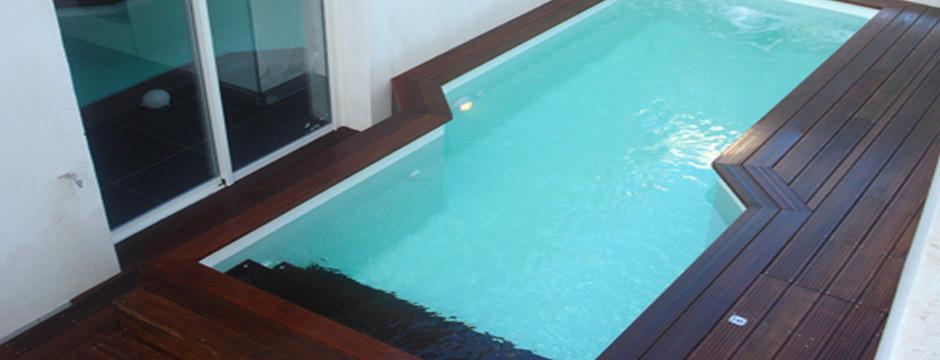 Equipements et accessoires pour piscines en bois piscine for Piscine et accessoires