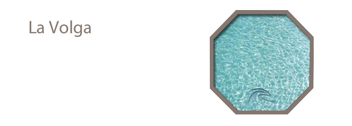 coque piscine triangulaire