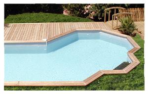 piscine en kit pret plonger. Black Bedroom Furniture Sets. Home Design Ideas