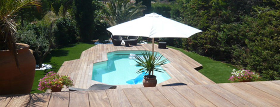 Amenagement piscine bois hors sol id es for Amenagement piscine hors sol photo