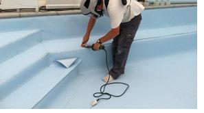 etanch it piscine rev tement liner et membrane arm e. Black Bedroom Furniture Sets. Home Design Ideas