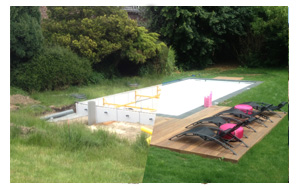 Fabricant piscine b ton traditionnelle for Fabrication piscine beton