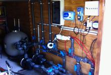 Filtration piscine sable diatom e ou cartouche for Filtration piscine