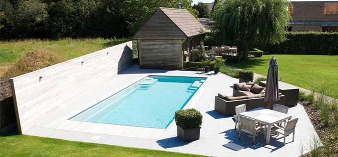 Pin am nagement ext rieur on pinterest for Amenagement piscine exterieur