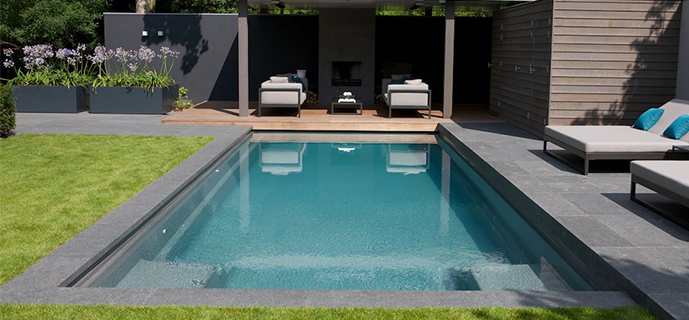 photos pool house piscine. Black Bedroom Furniture Sets. Home Design Ideas